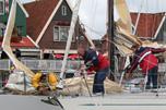 Dagvullend zeilprogramma met zeilwedstrijd Volendam - Muiden