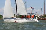 VAREN Pampus Challenge met indrukwekkende racejachten en rally RIB's