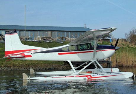 Watervliegtuig Pampus