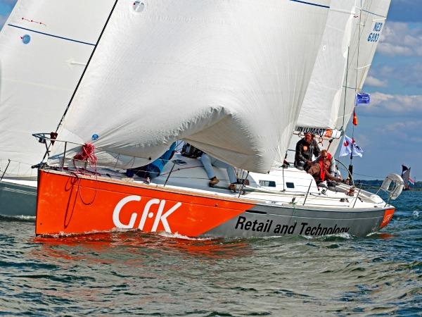 De Beneteau First 40.7, Gfk