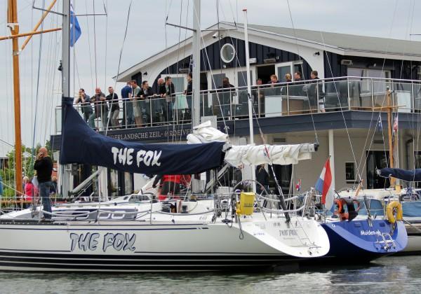 Prachtige locatie met presentatieruimte bij de Jachtclub in Muiden