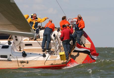 zeiljacht Popov - bedrijfsevenementen Muiden verhuurt deze boot