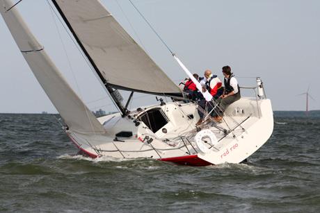 Red Roo MaxFun 35 zeiljacht racer