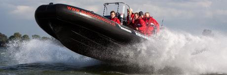 RIB varen Muiden - personeelsuitje Sailingevents
