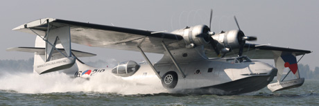 watervliegtuig huren voor bedrijfsevenementen rondom Muiden