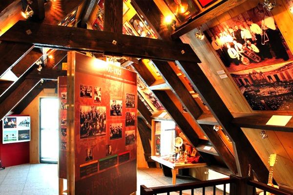 Het Palingsoundmuseum in Volendam