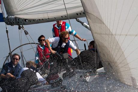 Rabobank Sailing event Scheveningen