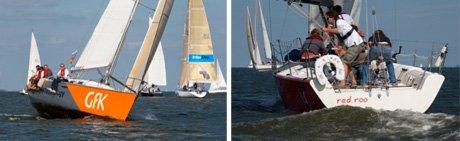 Leuke bedrijfsuitjes met Sailing Events