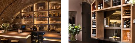 Brasserie en wijnbar Fort H