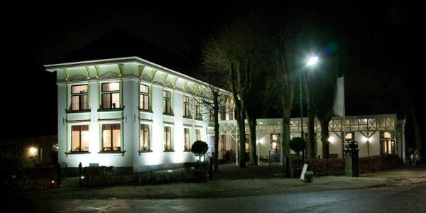 Hotel het Rechthuis in Muiderberg